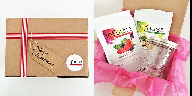 Christmas Gift Infuusa