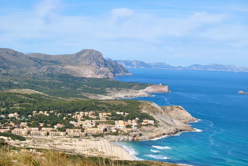 Excursión de Cala Agulla a la Talaia de Son Jaumell