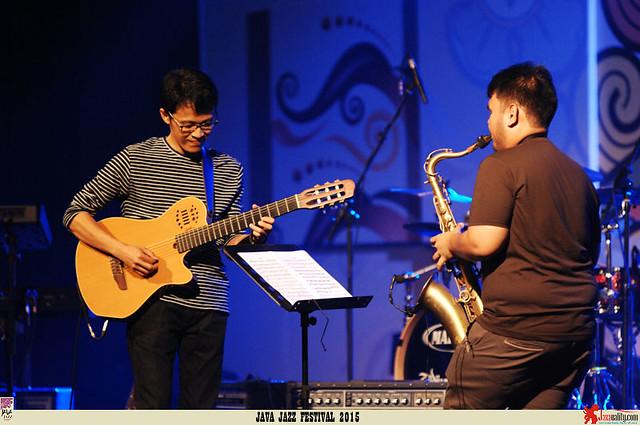 Java Jazz Festival 2015 - Tohpati