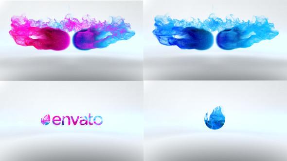 Organic Liquid Splash Logo - 53