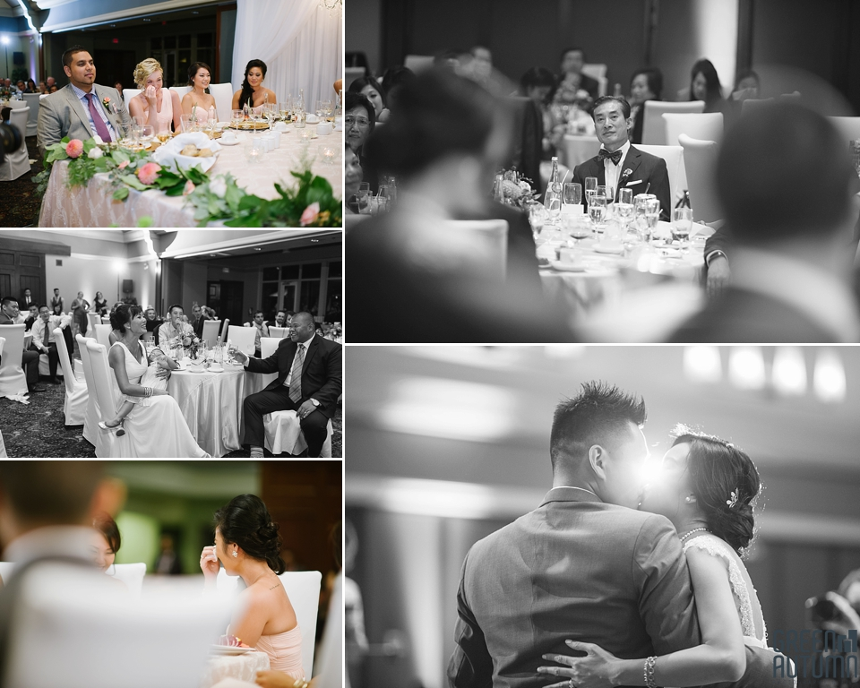 Rustic Glam Angus Glen Great Hall Wedding Photography