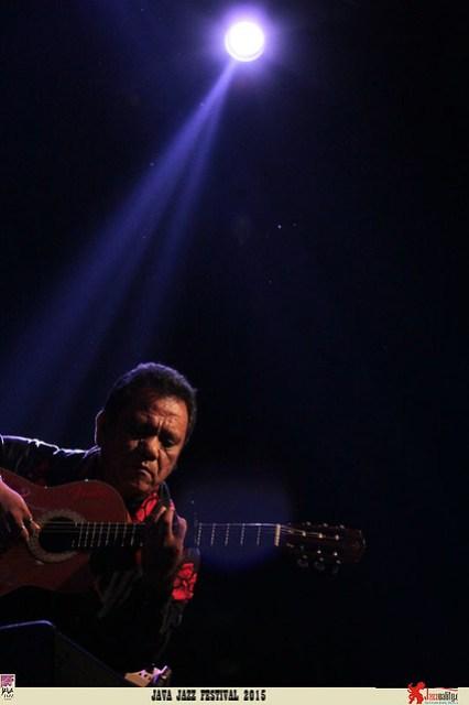 Java Jazz Festival 2015 - VAC ft Yeppy Romero Marcello Allulli (2)