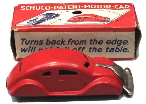 Schuco patent car