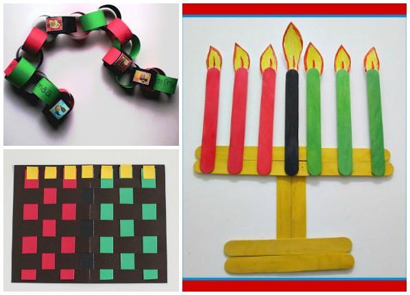 Kwanzaa Crafts for Kids
