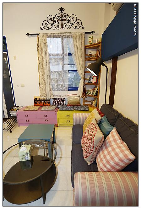 三星,宜蘭,愛情不二,愛情海社區,棕櫚藍,民宿 @VIVIYU小世界