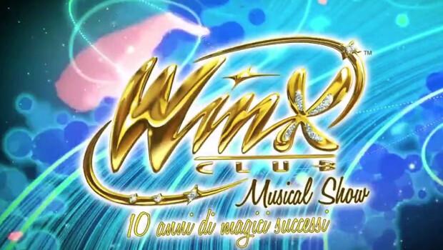 Winx musical show