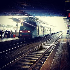 Long Train Running...