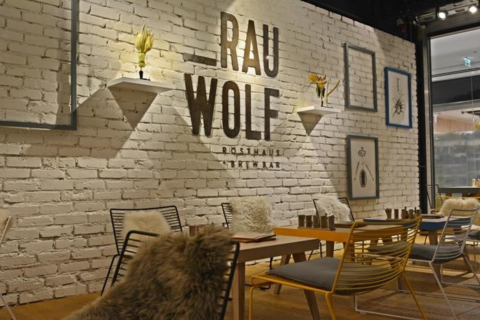 Rauwolf Rösthaus + Brewbar Lounge