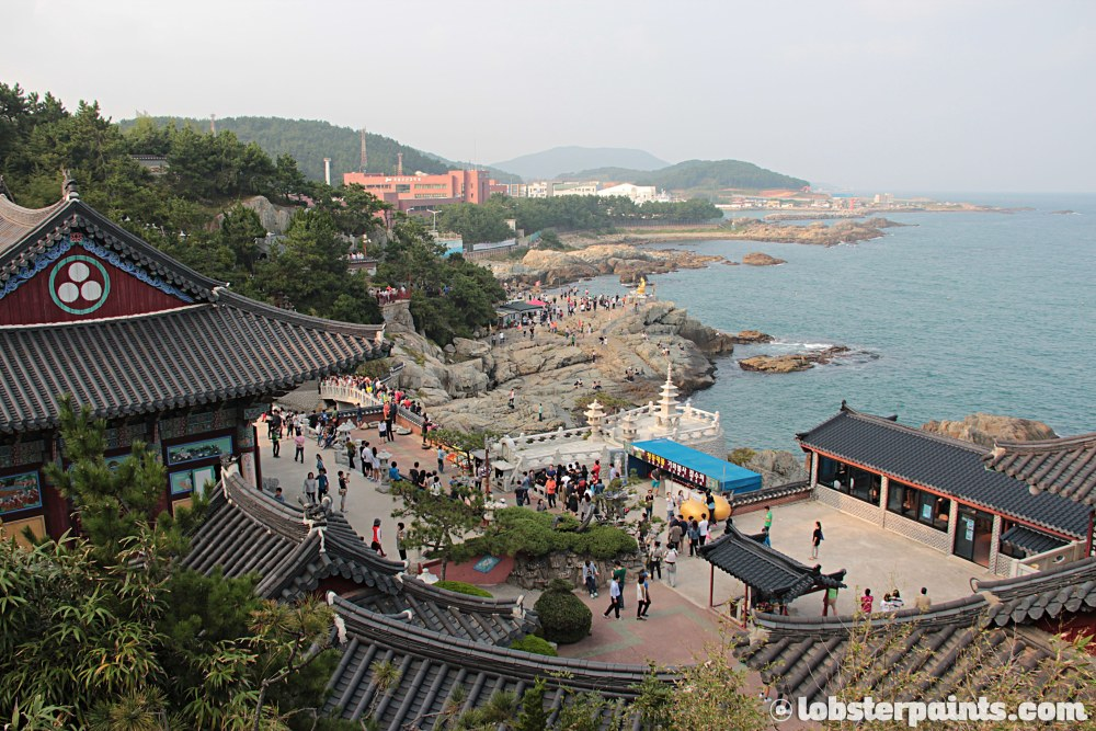 28 Sep 2014: Haedong Yonggungsa | Busan, South Korea