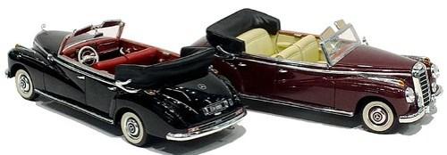 Minichamps MB 300 Adenauer cabrio