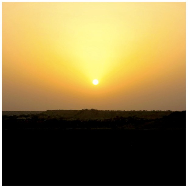 Atardecer Jaisalmer