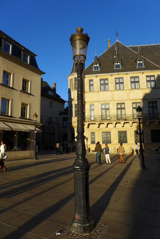 Luxembourg - 07 - Palais Grand-Ducal