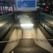 MTV Video Music Awards VMAs at Madison Square Garden West 34th Street Penn Station in New York City USA