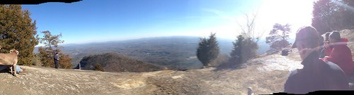 Table Rock Panorama