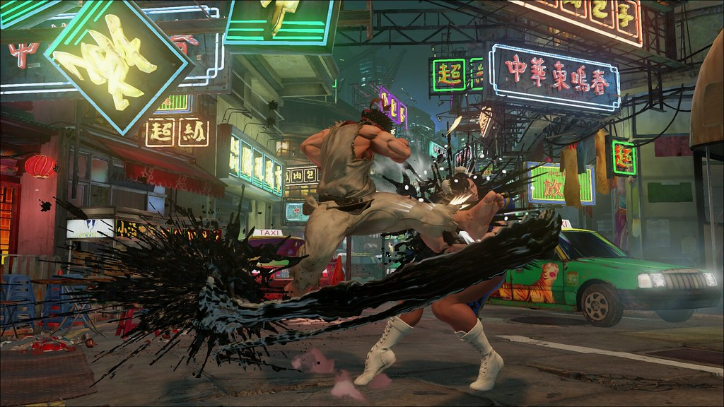 Street Fighter V Confirmed For PC & PS4 5