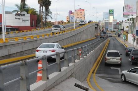 Proyectan puentes peatonales en avenida Muñoz