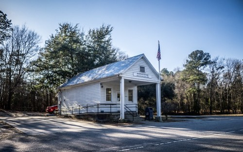 Liberty Hill Post Office
