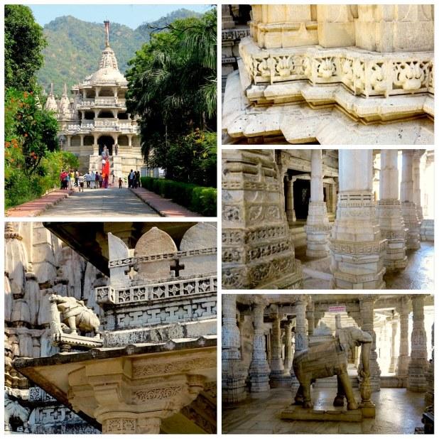 Interior Templo Ranakpur