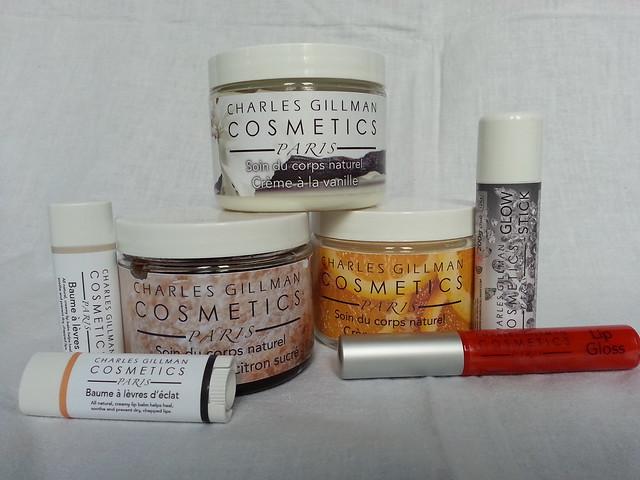 Charles Gillman Cosmetics