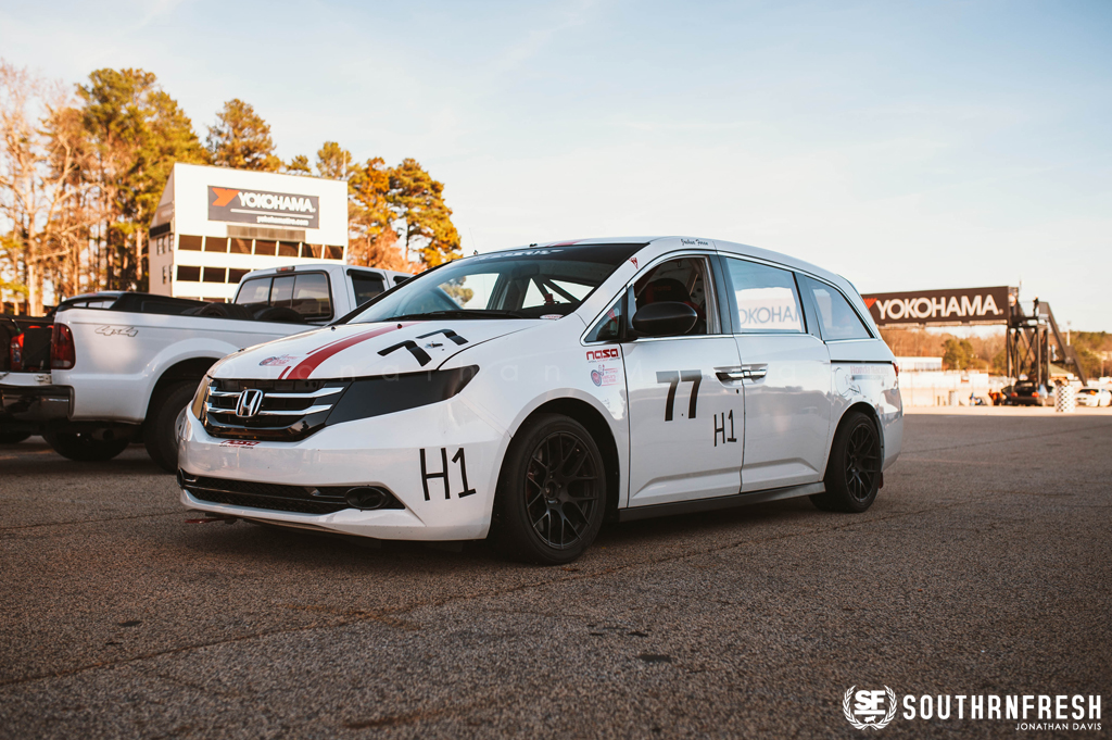 The Team That Built This Car Are All Honda Employees That Work At The Honda  Manufacturing Plant In Alabama. The Team Comes From All Different  Departments ...