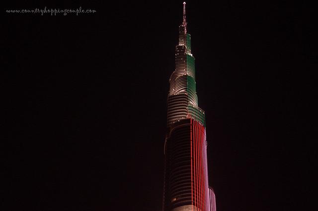 Burj Khalifa NYE 3