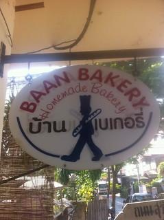 Baan Bakery Chiang Mai