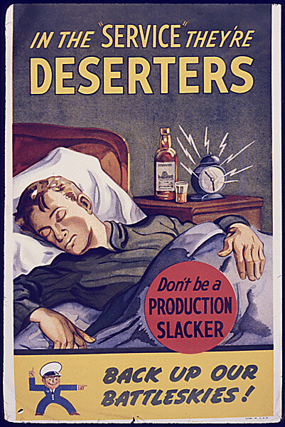 Don't be a Production Slacker