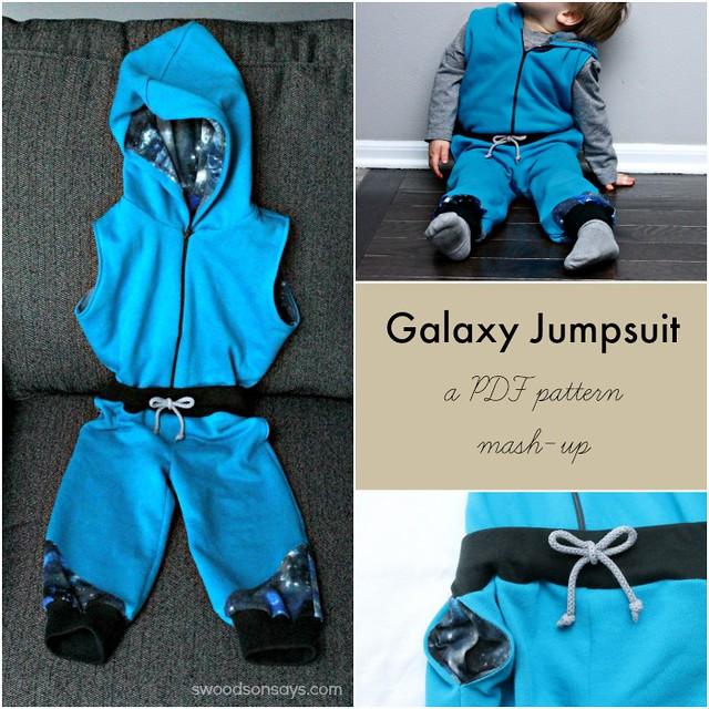 Galaxy Jumpsuit