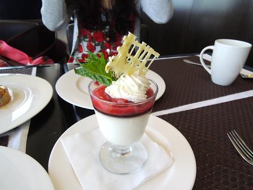 Dessert at 360 The Restaurant, CN Tower