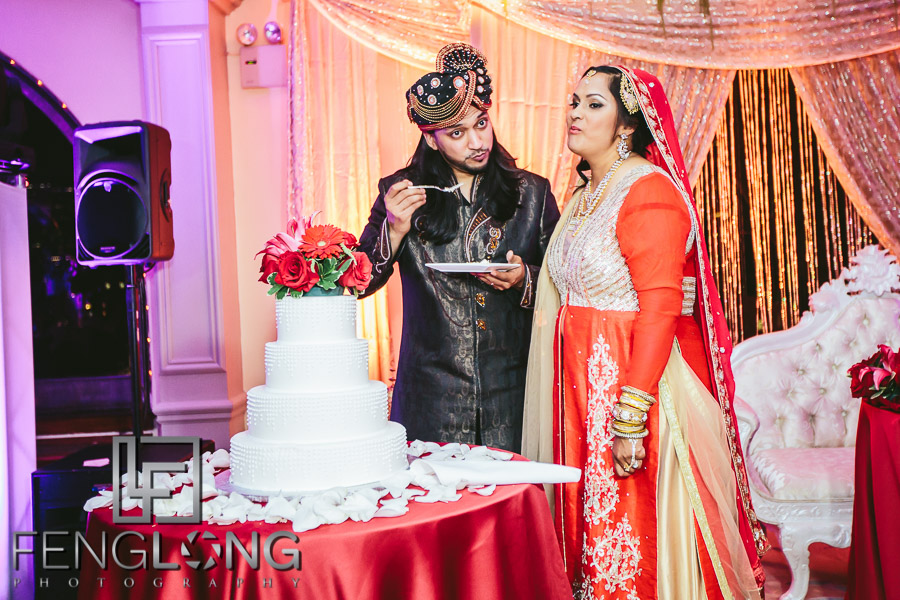 New York City Muslim Hindu Fusion Indian Wedding | The Manhattan Penthouse on 5th Avenue