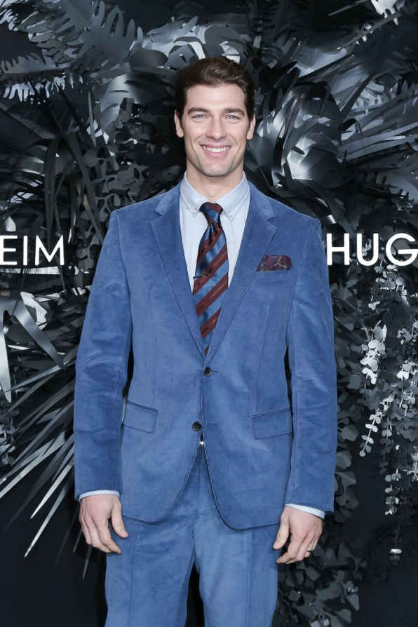 Cory Bond attends the Hugo Boss Prize 2014 Event at the Guggenheim Museum New York