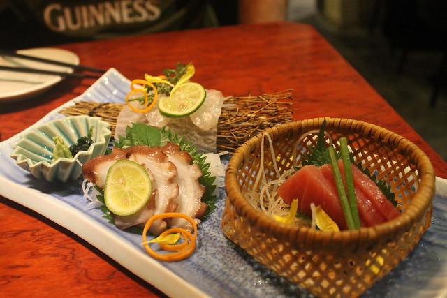 Comer en Japón