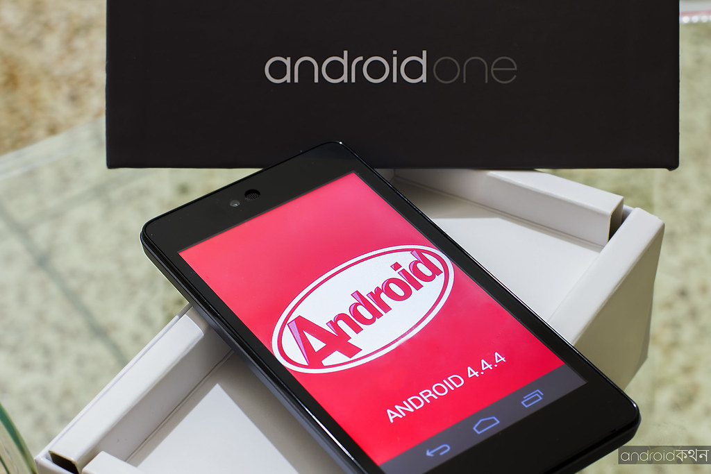 symphony roar a50 android one kitkat