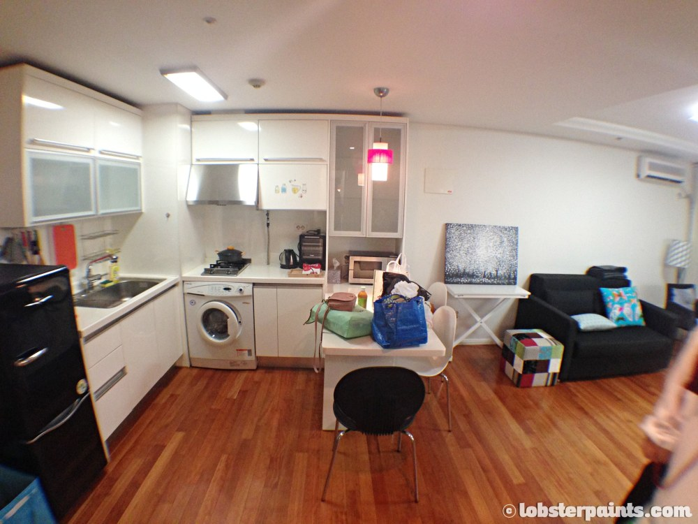 29 Sep 2014: Home in Chungjeongno | Seoul, South Korea