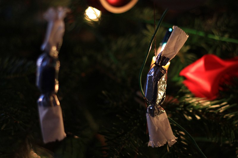 Salonky tree ornaments