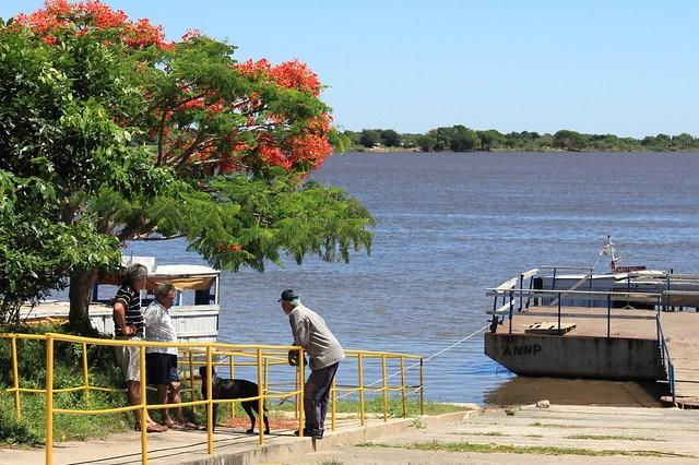 Puerto Pilar,Paraguay 20141109