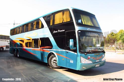 Covalle Internacional - Coquimbo (Chile) - Modasa Zeus / Scania (FLPY92)