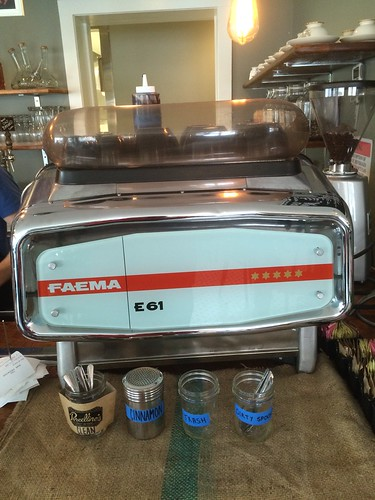 001 FAEMA Espresso Maker