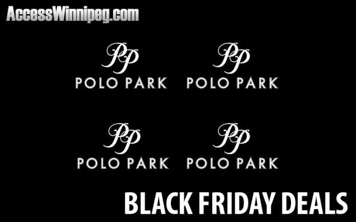 CF Polo Park Black Friday Deals 2017