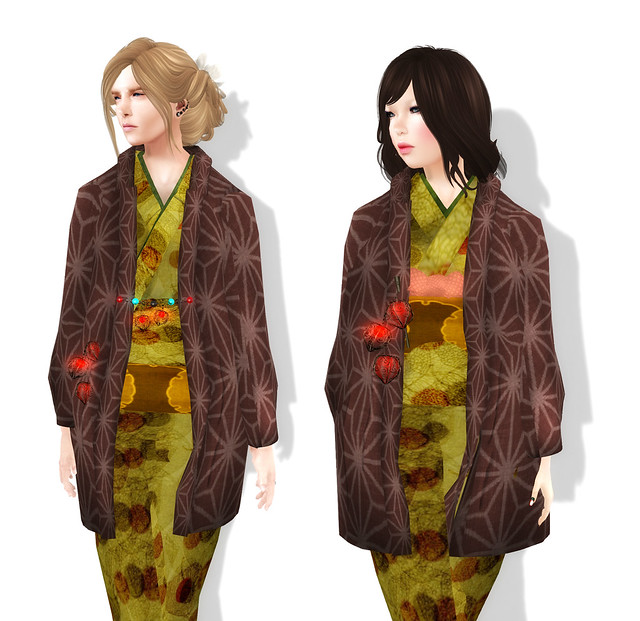 ASANOHA HAORI for LB