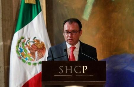 Videgaray prevé recortar aún más el gasto en 2016