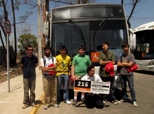 Foto Grupal - Terminal Lo Blanco