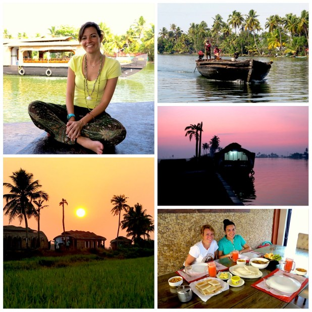 Excursion tour backwaters kerala