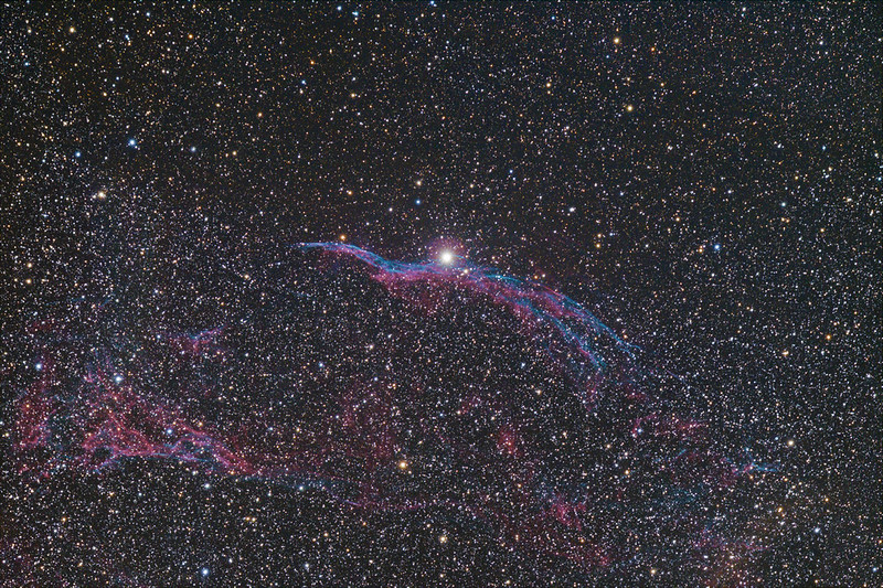 the Witch's Broom and the Pickering's Triangular Wisp