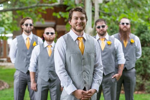 well groomed groom sunny disposition 1