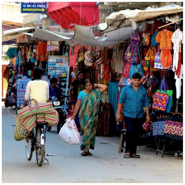Compras en Pushkar