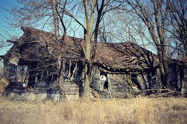 Abandoned Picher