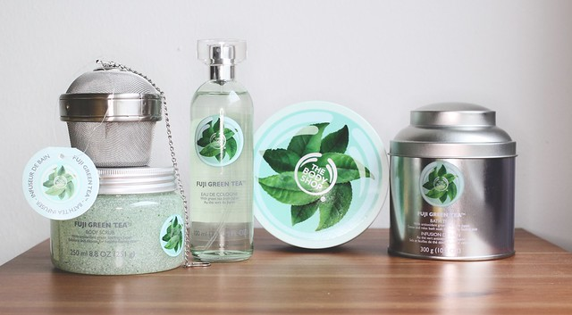 The Body Shop teeseremonia IV