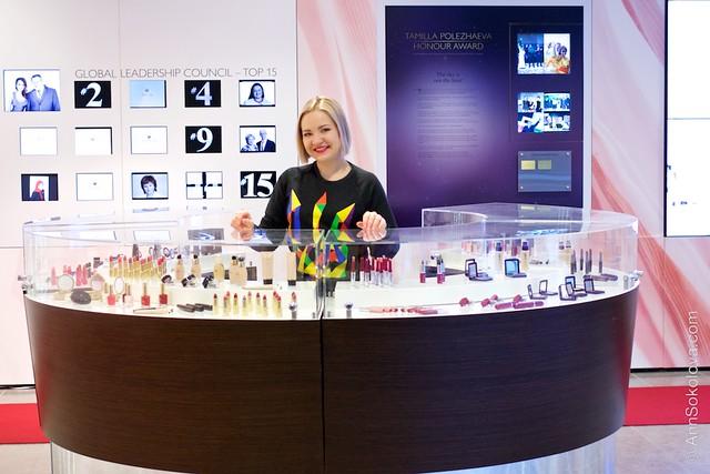 04 Oriflame Stockholm Press Tour Global Office Ann Sokolova