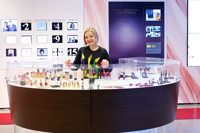 04 Oriflame Stockholm Press Tour Global Office Ann Sokolova